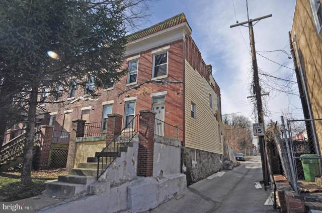 526 N Edgewood Street, BALTIMORE, MD 21229 (#MDBA498210) :: The Maryland Group of Long & Foster Real Estate