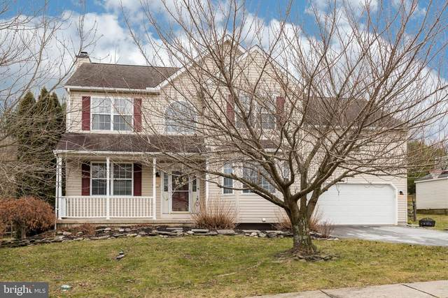 121 Brinton Drive, COATESVILLE, PA 19320 (#PACT497440) :: The John Kriza Team