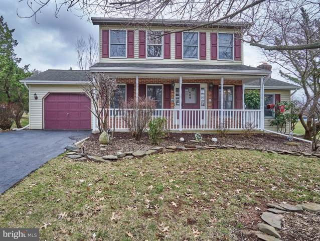 104 Holly Court, LEWISBERRY, PA 17339 (#PAYK132176) :: The Heather Neidlinger Team With Berkshire Hathaway HomeServices Homesale Realty