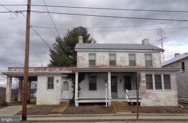 421 Main Street, MYERSVILLE, MD 21773 (#MDFR259028) :: Pearson Smith Realty