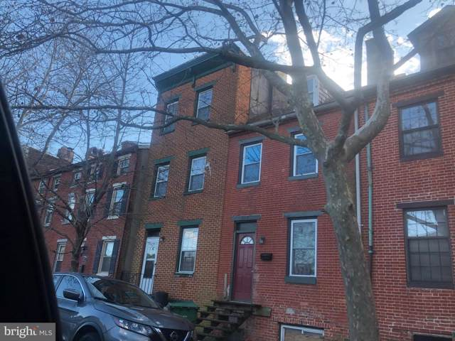 917 Mchenry Street, BALTIMORE, MD 21223 (#MDBA498248) :: The Licata Group/Keller Williams Realty