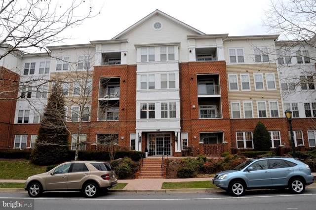 503 King Farm Boulevard #105, ROCKVILLE, MD 20850 (#MDMC693548) :: Dart Homes