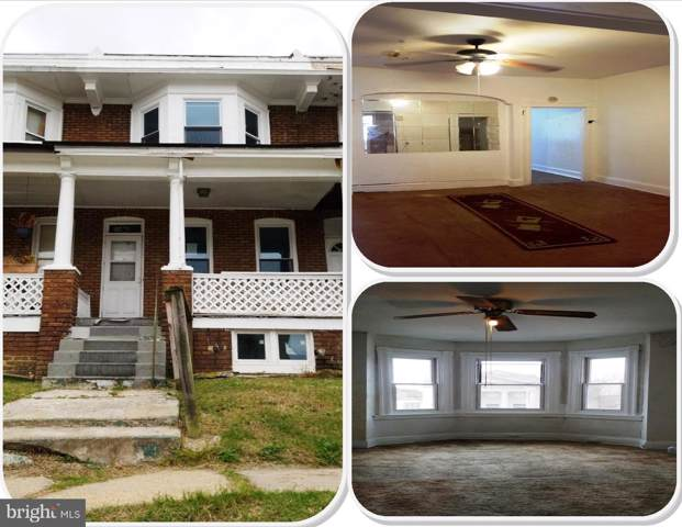 3460 Park Heights Avenue, BALTIMORE, MD 21215 (#MDBA498256) :: Advance Realty Bel Air, Inc