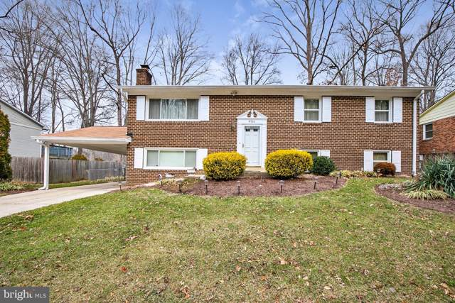 9706 S Dorval Avenue, UPPER MARLBORO, MD 20772 (#MDPG557460) :: Jim Bass Group of Real Estate Teams, LLC