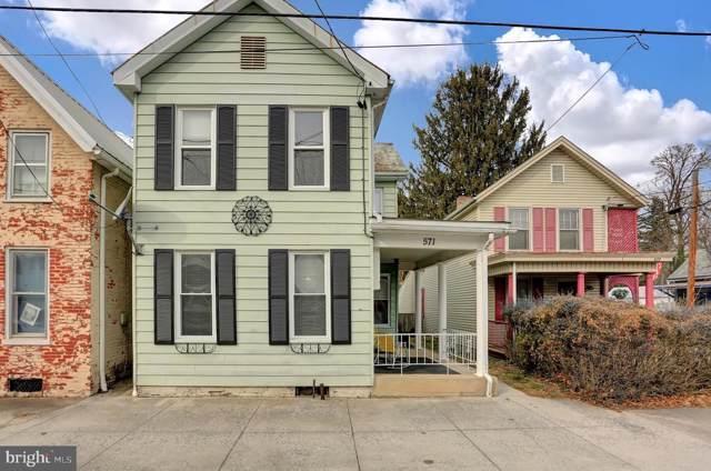 571 Broad Street, CHAMBERSBURG, PA 17201 (#PAFL170838) :: Liz Hamberger Real Estate Team of KW Keystone Realty