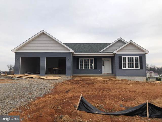 Lot 14 Duckwoods Lane, MARTINSBURG, WV 25403 (#WVBE174388) :: Pearson Smith Realty