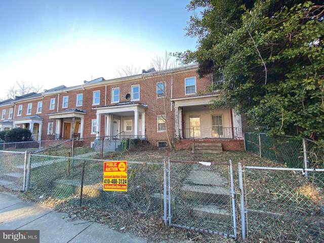 404 Rosecroft Terrace, BALTIMORE, MD 21229 (#MDBA498286) :: The Maryland Group of Long & Foster Real Estate