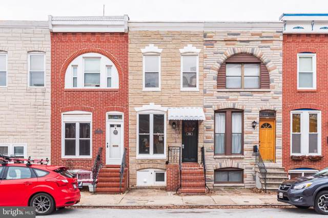 1364 Andre Street, BALTIMORE, MD 21230 (#MDBA498288) :: The Maryland Group of Long & Foster Real Estate