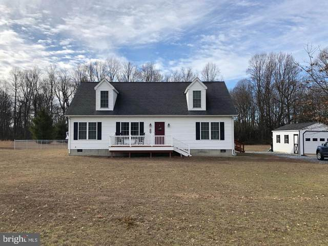 6257 Solomons Circle, HURLOCK, MD 21643 (#MDDO124910) :: Pearson Smith Realty