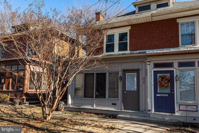 329 S S West End Avenue, LANCASTER, PA 17603 (#PALA157902) :: The Joy Daniels Real Estate Group