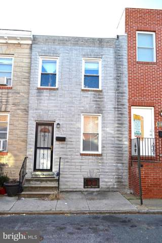 602 Archer Street, BALTIMORE, MD 21230 (#MDBA498302) :: Coleman & Associates