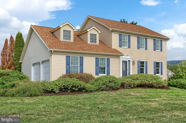 36 Teaberry Drive, CARLISLE, PA 17015 (#PACB120918) :: Iron Valley Real Estate