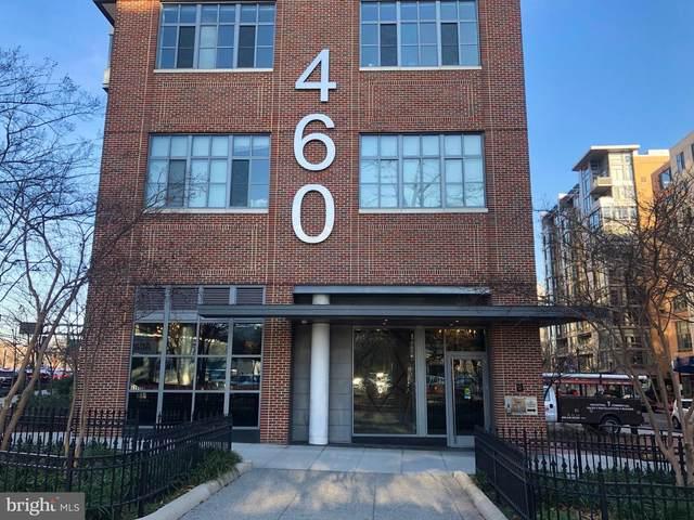 460 New York Avenue NW #607, WASHINGTON, DC 20001 (#DCDC456456) :: The Vashist Group