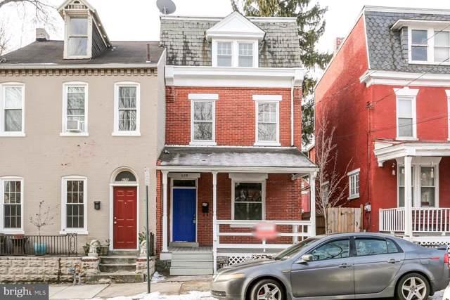 608 S Lime Street, LANCASTER, PA 17602 (#PALA157906) :: Flinchbaugh & Associates