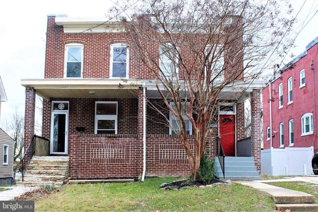 1105 Pine Heights Avenue, BALTIMORE, MD 21229 (#MDBA498314) :: The Miller Team