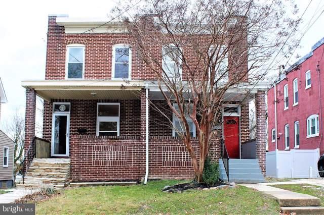 1105 Pine Heights Avenue, BALTIMORE, MD 21229 (#MDBA498314) :: Larson Fine Properties