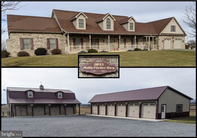 5045 Molly Pitcher Highway, CHAMBERSBURG, PA 17202 (#PAFL170848) :: AJ Team Realty