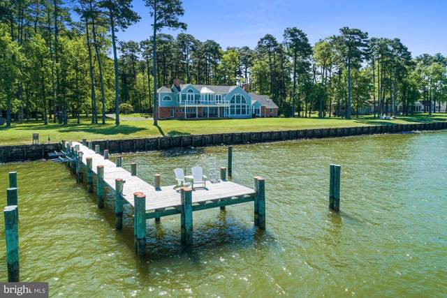 205 Lighthouse View Drive, STEVENSVILLE, MD 21666 (#MDQA142770) :: Bob Lucido Team of Keller Williams Integrity