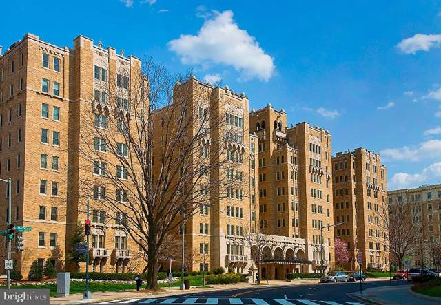 2101 Connecticut Avenue NW #25, WASHINGTON, DC 20008 (#DCDC456476) :: Viva the Life Properties