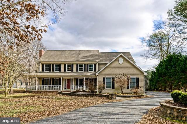 7 Blue Heron Drive, GEORGETOWN, DE 19947 (#DESU154892) :: Jim Bass Group of Real Estate Teams, LLC