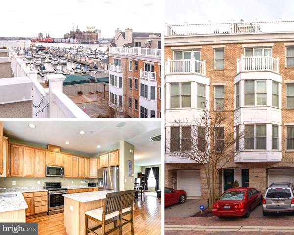 1208 Harbor Island Walk, BALTIMORE, MD 21230 (#MDBA498336) :: Advon Group