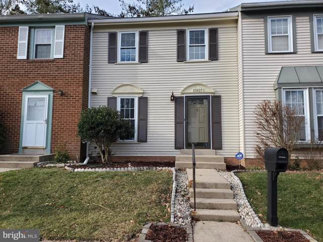 15927 Dorset Road #198, LAUREL, MD 20707 (#MDPG557564) :: The Maryland Group of Long & Foster