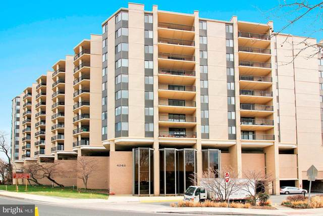 4242 East West Highway #901, CHEVY CHASE, MD 20815 (#MDMC693688) :: Eng Garcia Properties, LLC