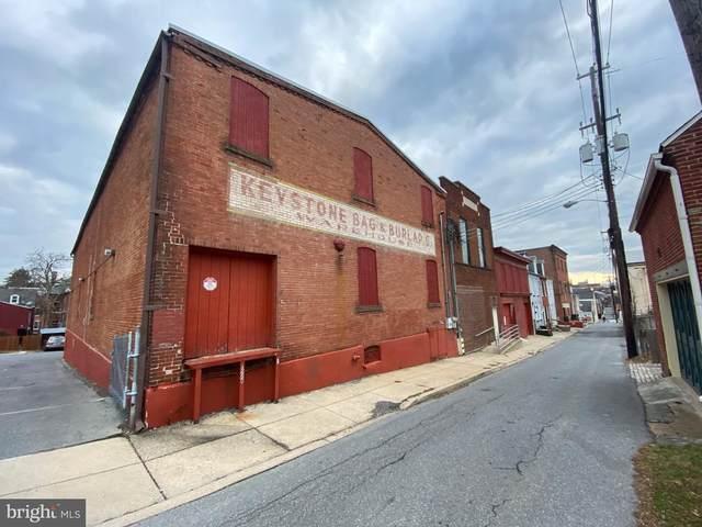 437-439 W Grant Street, LANCASTER, PA 17603 (#PALA157934) :: Liz Hamberger Real Estate Team of KW Keystone Realty