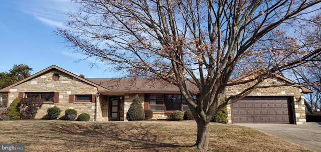 818 Honeysuckle Drive, WARMINSTER, PA 18974 (#PABU488472) :: The Toll Group