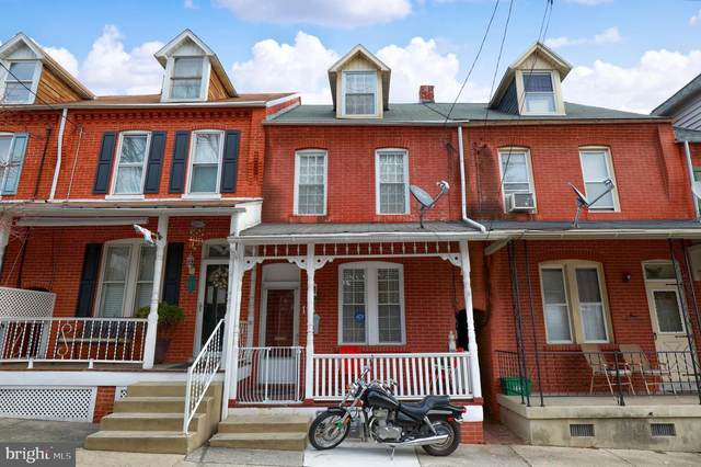 115 Laurel Street, LANCASTER, PA 17603 (#PALA157948) :: TeamPete Realty Services, Inc