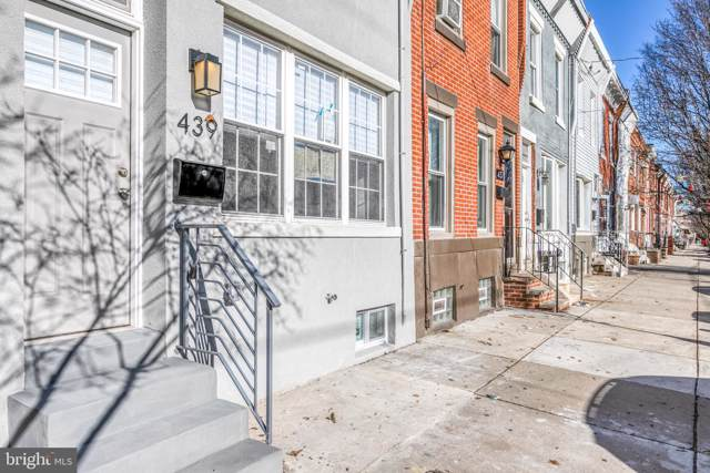 439 Wolf Street, PHILADELPHIA, PA 19148 (#PAPH866866) :: The Dailey Group