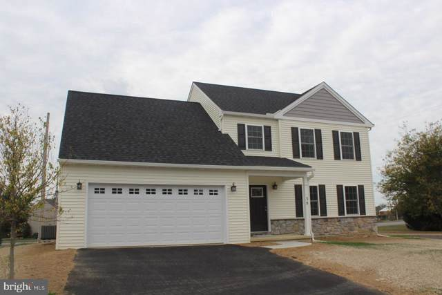 96 Bryn Way Lot 12, MOUNT WOLF, PA 17347 (#PAYK132248) :: The Jim Powers Team