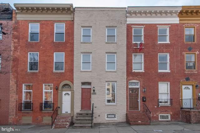 1523 W Pratt Street, BALTIMORE, MD 21223 (#MDBA498434) :: The Vashist Group