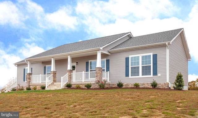104 Hickory Hill Overlook Court, FREDERICKSBURG, VA 22405 (#VAST218260) :: The Gus Anthony Team