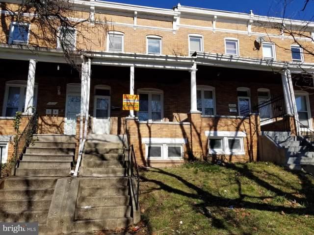 1818 E 30TH Street, BALTIMORE, MD 21218 (#MDBA498450) :: The Licata Group/Keller Williams Realty