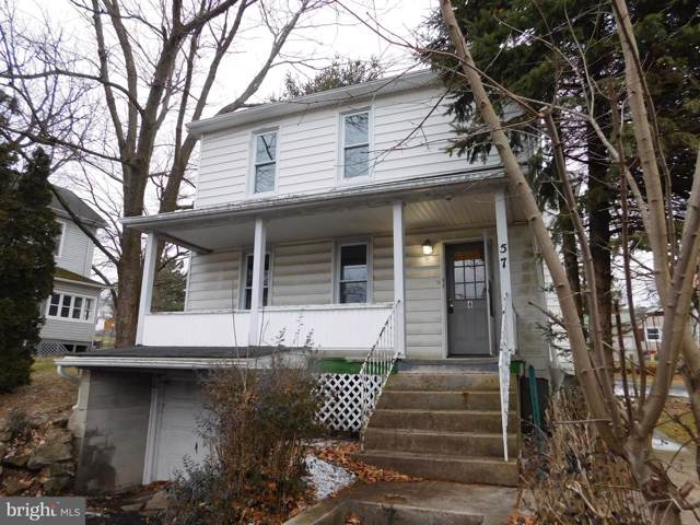 57 Spring Street, FROSTBURG, MD 21532 (#MDAL133554) :: The Miller Team