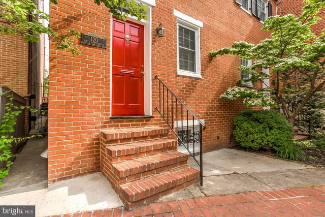120 W Montgomery Street, BALTIMORE, MD 21230 (#MDBA498466) :: The Vashist Group