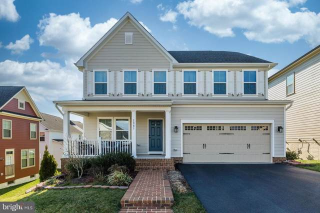 2361 Harmsworth Drive, DUMFRIES, VA 22026 (#VAPW486466) :: Pearson Smith Realty