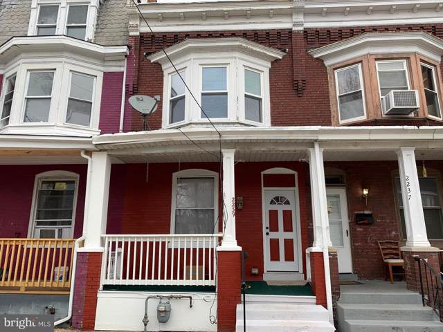 2239 Jefferson Street, HARRISBURG, PA 17110 (#PADA118722) :: Keller Williams Real Estate