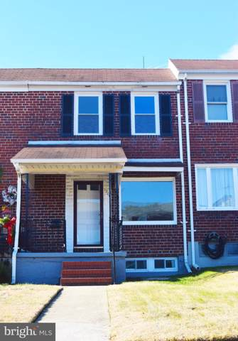 1206 Delbert Avenue, BALTIMORE, MD 21222 (#MDBA498482) :: The Bob & Ronna Group