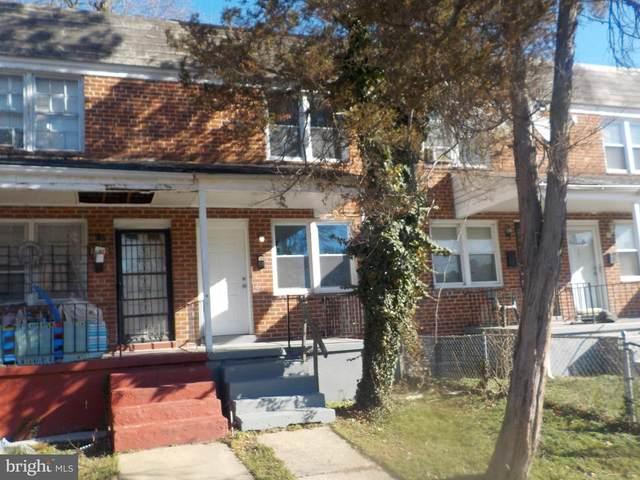 3408 W Saratoga Street, BALTIMORE, MD 21229 (#MDBA498496) :: Mortensen Team