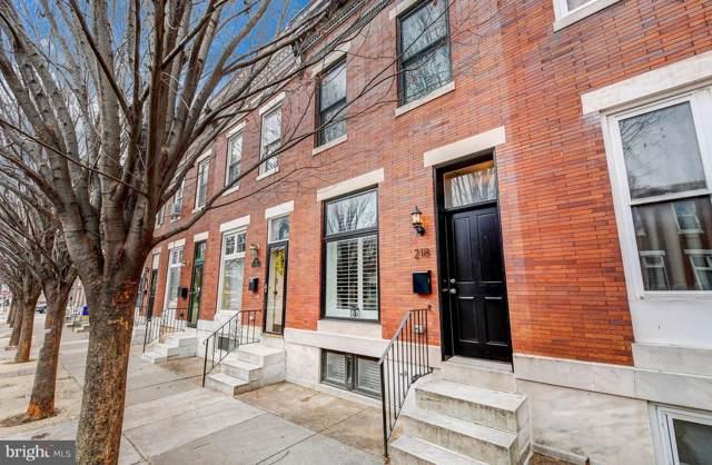 218 N Kenwood Avenue, BALTIMORE, MD 21224 (#MDBA498510) :: Bic DeCaro & Associates