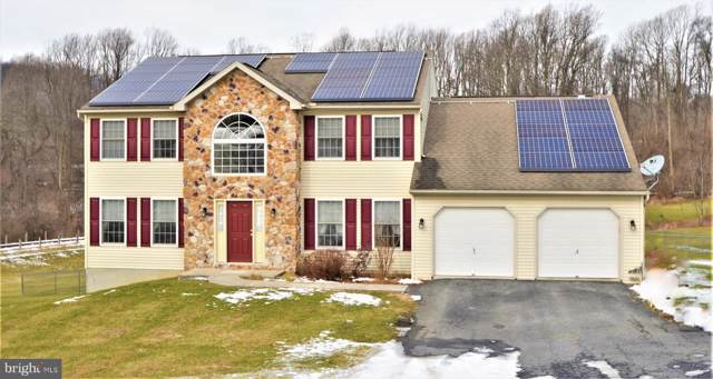 275 Mountaintop Road, REINHOLDS, PA 17569 (#PABK353494) :: Iron Valley Real Estate