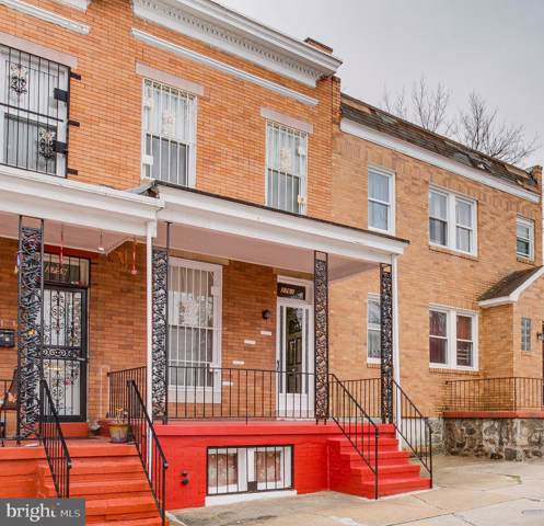 2761 Rayner Avenue, BALTIMORE, MD 21216 (#MDBA498520) :: Bic DeCaro & Associates