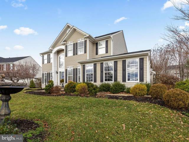 717 Sunflower Court, PURCELLVILLE, VA 20132 (#VALO402378) :: Pearson Smith Realty
