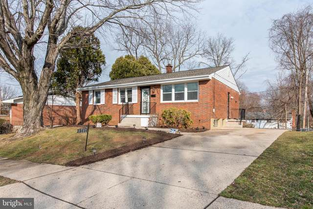 3737 Springdell Avenue, RANDALLSTOWN, MD 21133 (#MDBC483738) :: Network Realty Group