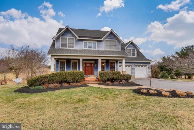 13496 Allnutt Lane, HIGHLAND, MD 20777 (#MDHW274836) :: The Kenita Tang Team