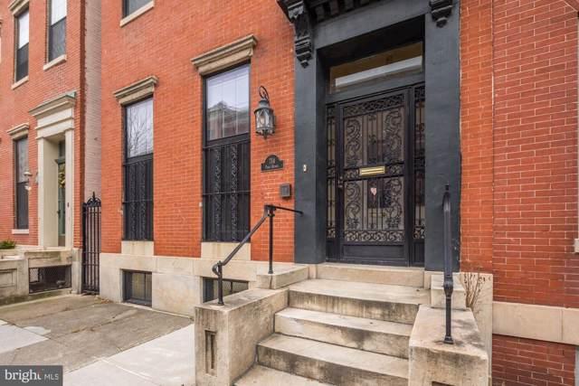 714 Park Avenue, BALTIMORE, MD 21201 (#MDBA498568) :: The Vashist Group