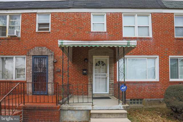 5528 Whitby Road, BALTIMORE, MD 21206 (#MDBA498574) :: The Vashist Group