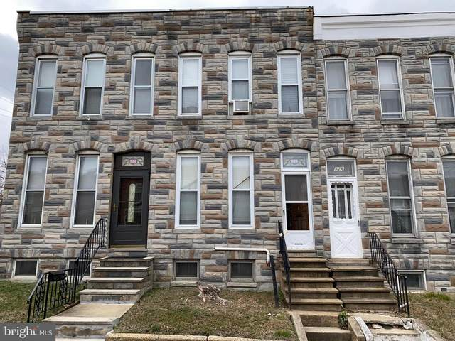 528 S Longwood Street, BALTIMORE, MD 21223 (#MDBA498578) :: AJ Team Realty